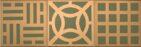 15x15 Kondo Forest 1-2-3 Gold Matt