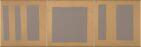 15x15 Metrik Smoke 3-1-2 Gold Matt